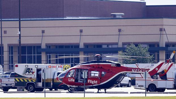 9 Students, 1 Teacher Dead at Santa Fe High School
