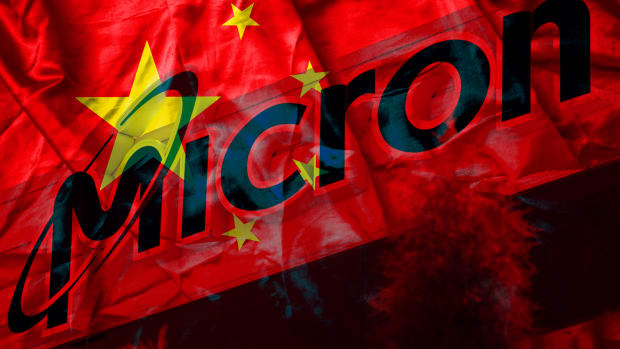 Micron Becomes Entangled in Potential U.S.-China Trade War -- ICYMI