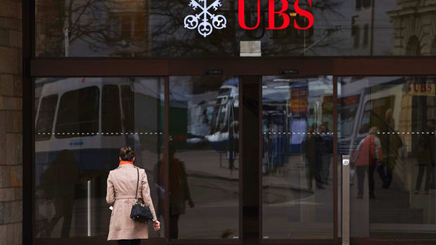 UBS Smashed by $3 Billion Tax Law Hit, Plans Big Wealth Management Push