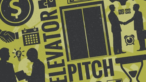 Elevator Pitch: How to Write the Perfect Speech--with Example