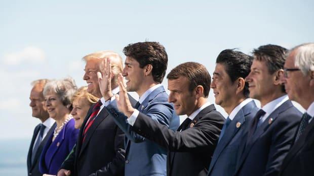 WTO Chief: Trump's Trade Disputes Causing 'Global Downturn'