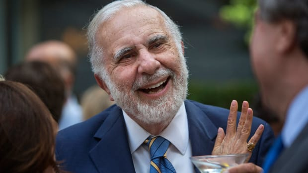 Icahn Sells $31 Million of Stock in Company That Tanked on Trump Tariff News