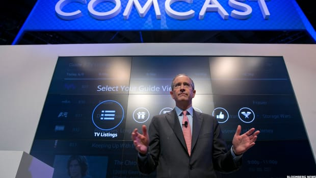 Comcast CEO Brian Roberts: We Have Enough Scale