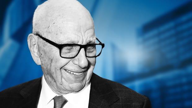 Facebook Should Pay Legitimate Media Money to Fight 'Fake News,' Murdoch Says