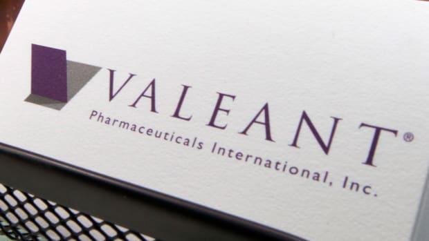 Valeant CEO: Drugmaker Knee-Deep in 'Turnaround Effort of a Lifetime'