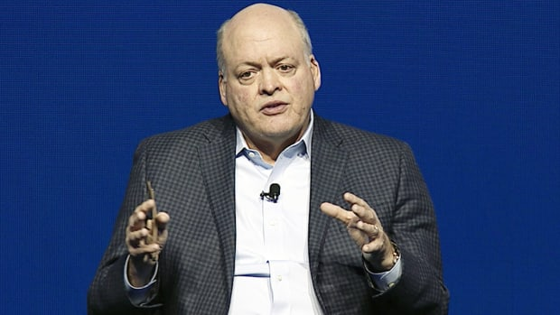 Ford CEO Jim Hackett's Restructuring Plans Provoke Skepticism as Shares Slide