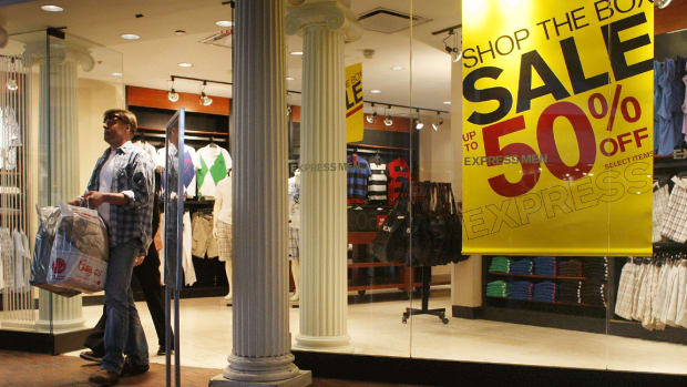 Retail Stocks Are Being Mysteriously Pounded on Monday