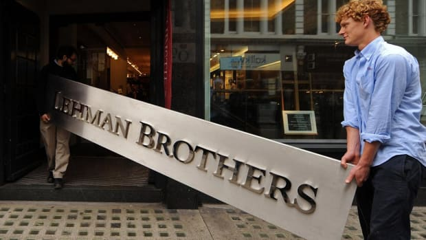 Investors Have Learned Squat 10 Years After the Lehman Brothers Bankruptcy