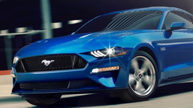 Ford to Unveil Electric Mustang Sunday