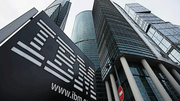 IBM Rides the Cloud to New Heights