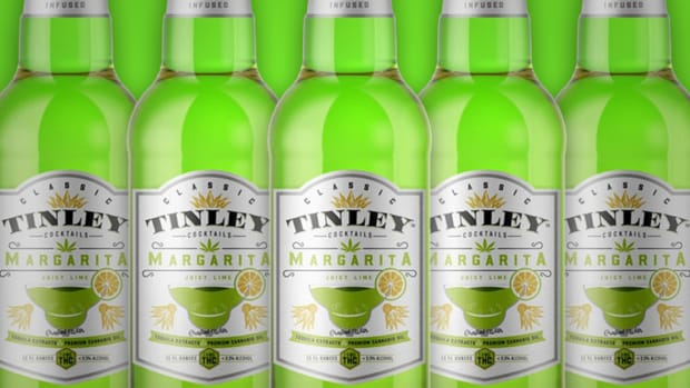 Tinley Beverage PIPE to Fund Cannabis Beverages