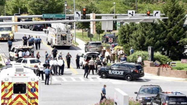 At Least 5 Dead in Shooting Targeting Annapolis Newspaper