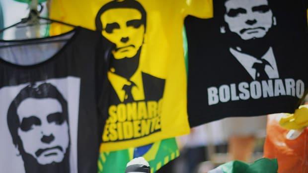 Brazil Stocks Hit Record High Bolsonaro Sweeps To Power Amid Pro-Business Agenda