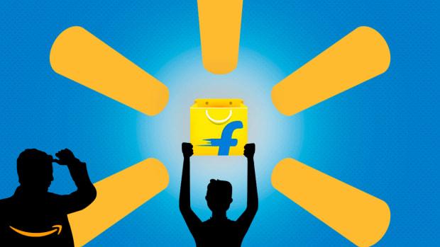Walmart Stock Hits 7-Month Low Following $16 Billion Flipkart Deal