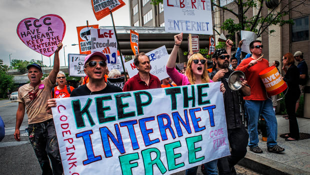 Senate Votes 52-47 to Restore Net Neutrality Protections