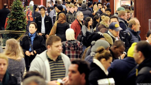 The Retail Sector Can't Blame the Holiday Calendar