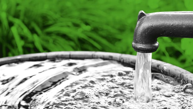 The Next Big Crisis: Drinking Water