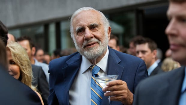 Carl Icahn on Herbalife Battle With Ackman: 'I'm Certainly Happy We Won'