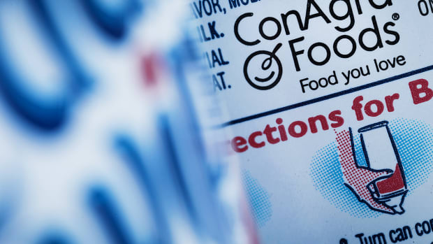 ConAgra Foods, Caterpillar, FireEye: 'Mad Money' Lightning Round