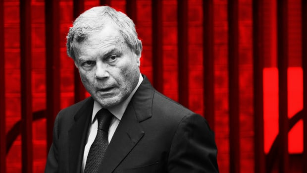 Embattled WPP CEO Martin Sorrell Quits As CEO
