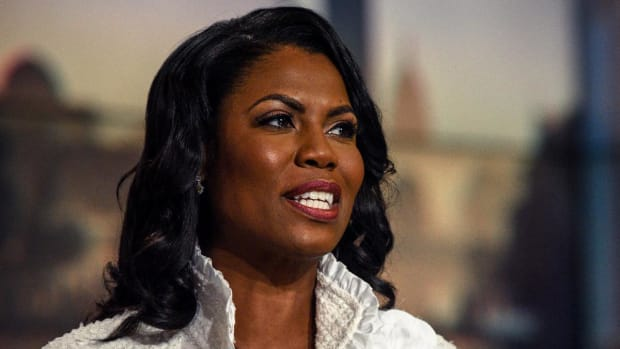 Investors May Have Omarosa to Thank for Pretty Good Week