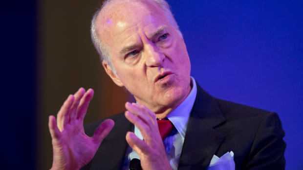 KKR Shares Jump on Plan to Convert Partnership Units Into Stock