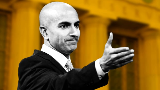 Neel Kashkari: The Heart of Our Financial System Is More Radioactive Than Ever