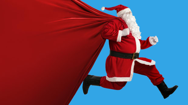 Santa Claus Rally for Stocks Just Months Away?