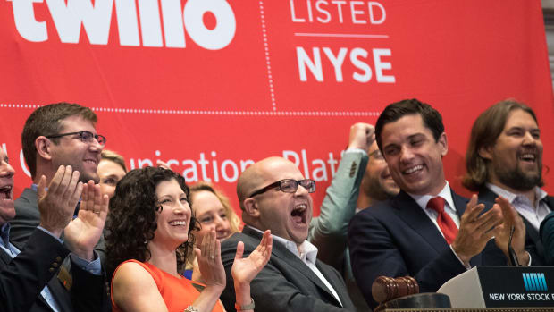 Twilio Surges After Beating on Earnings and Raising Guidance