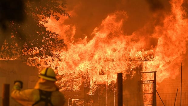 PG&E's Potential Liability in California Fires Could Exceed Insurance Coverage