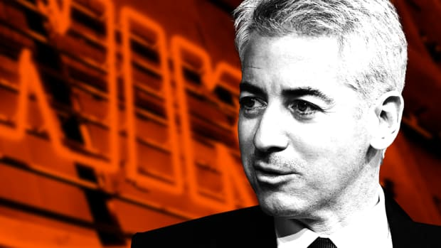 Bill Ackman's Message to Nike Is - Just Do It
