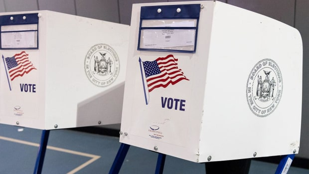 Data Show Election Market Response Depends on Expectations