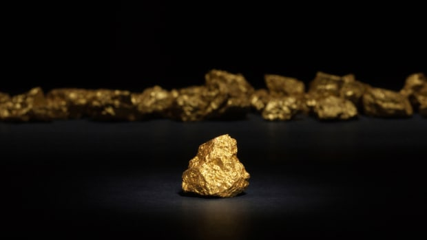 Even Gold Prices Get Pounded During Shock Stock Market Pullback