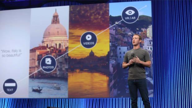 Facebook's F8 Developer Conference Live Blog
