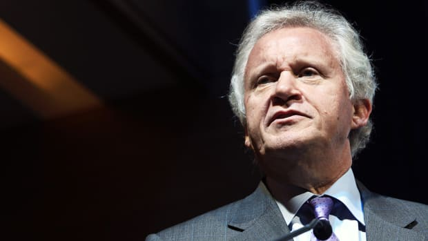 Why Former General Electric CEO Jeff Immelt Is a Great Fit for Athenahealth