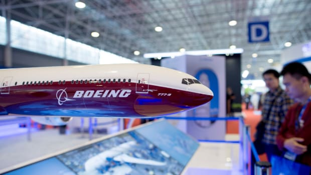 Boeing CEO: Personal Flying Taxis Could Happen Within the Decade