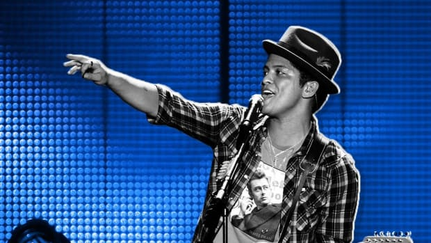 What Is Bruno Mars' Net Worth?