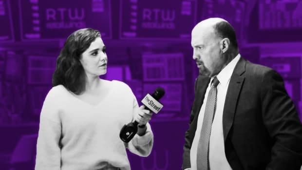 Jim Cramer on Alphabet Earnings, Disney, and Market Movers