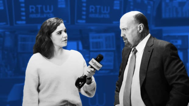 Jim Cramer on Apple, the Inverted Yield Curve, Darden and eSports