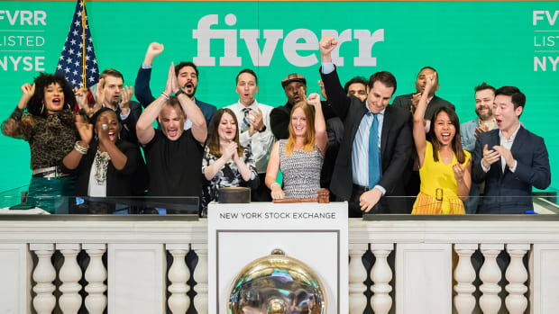 Fiverr CEO: I Wanted to Make Finding a Freelancer as Easy as Shopping on Amazon