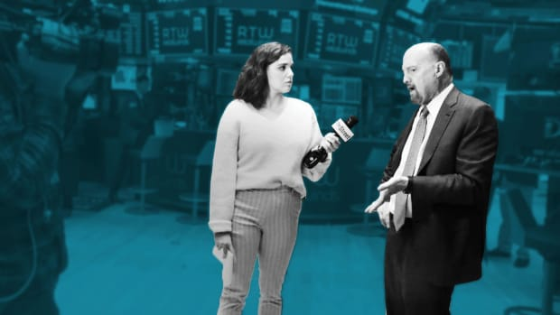 Jim Cramer Weighs In on Amgen's Deal, Salesforce and U.S.-China Trade War