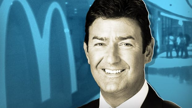 Cramer: Care More About New McDonald's CEO Than Easterbrook's 'Bad Judgment'