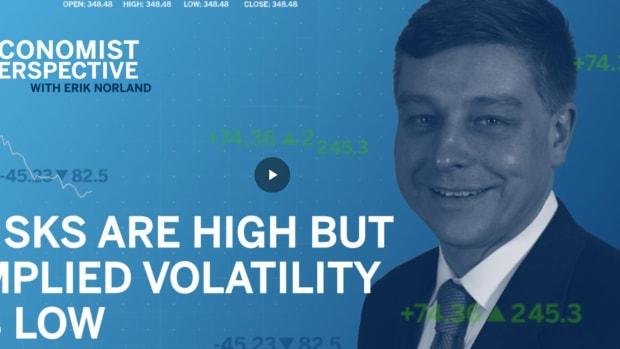Economist Perspective: Implied Volatility