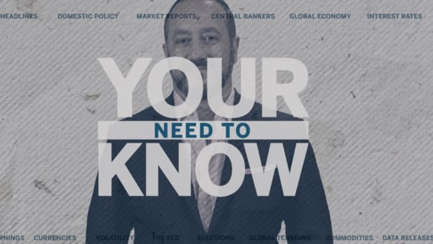 Your Need to Know - Global Yields Move Higher