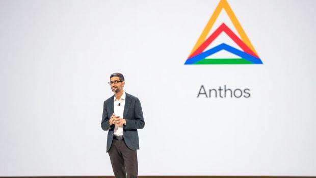 Google's Anthos Takes on Amazon's AWS and Microsoft Azure