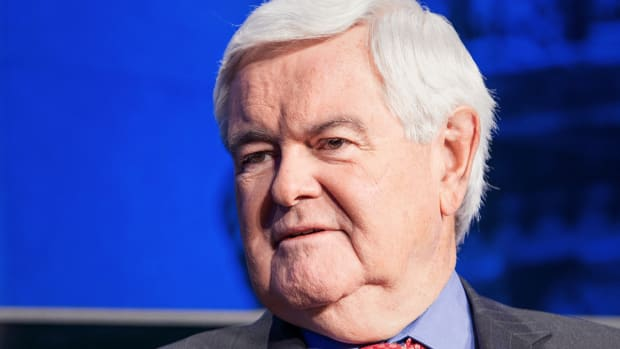 Newt Gingrich on the Future of Social Media Regulation