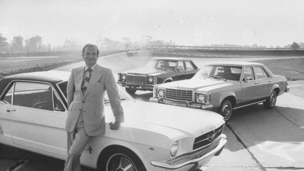 Lee Iacocca: The Man Behind America's Most Iconic Car