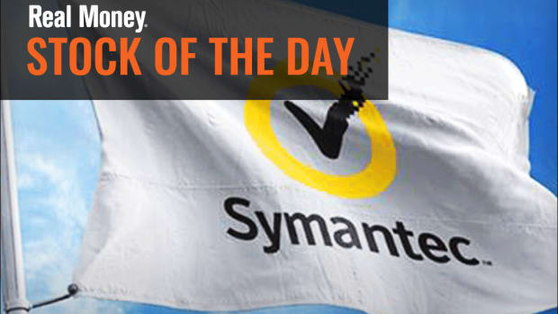 What Jim Cramer's Watching When it Comes to Symantec