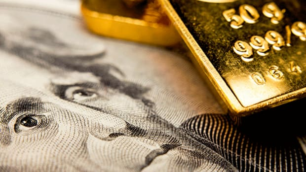 Gold Prices Have Fallen - Why That's a Good Thing