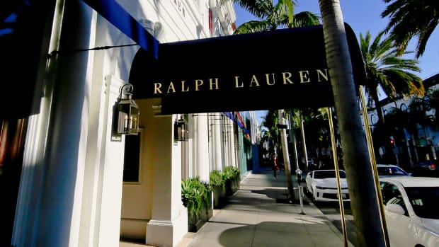 Tying Together the Future? How Ralph Lauren Got Started From the Neck Up
